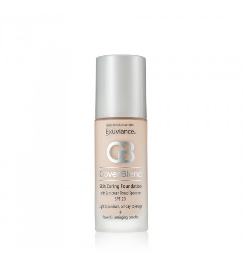 Skin Caring Foundation - Golden Beige