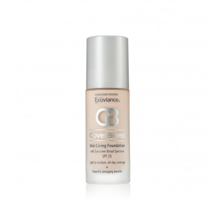 Skin Caring Foundation - Golden Beige