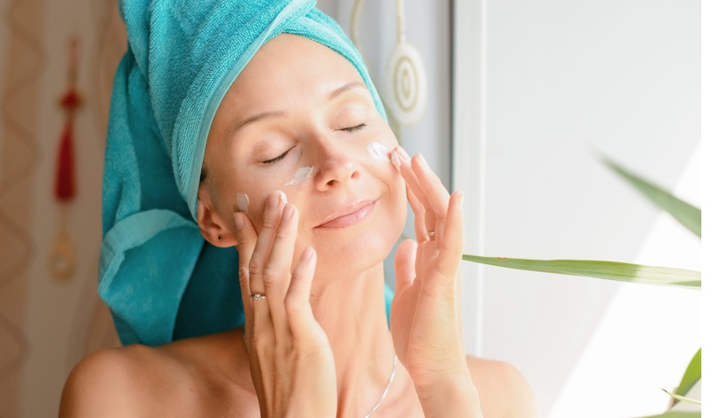ringiovanire pelle senza trattamenti
