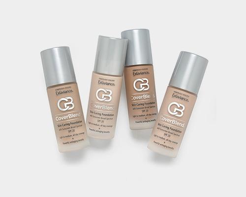 linea Coverblend makeup fondotinta per tutti i tipi di pelle