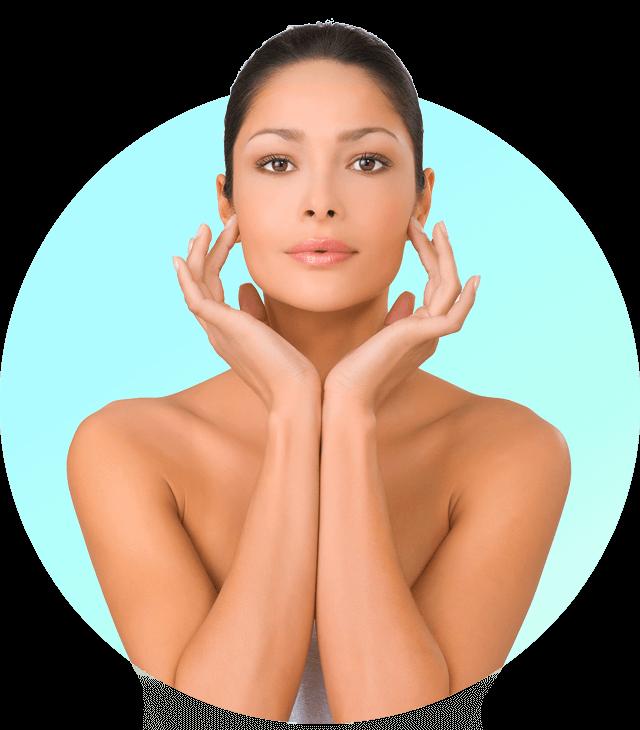 inizia la trasformazione della tua pelle