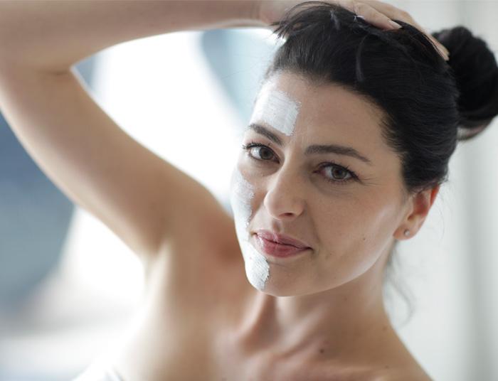 trattamento per il viso exuviance